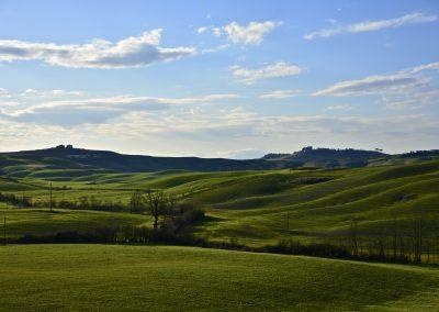 Terre di Siena Panorama