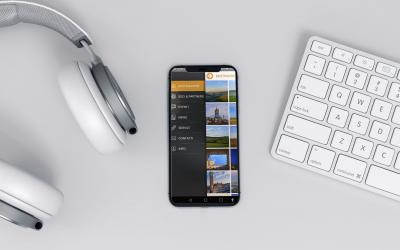 Video Tutorial sulle funzionalità dell'app del Convention Bureatu Terre di Siena